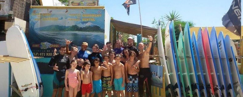 Surf school - Surf Rentals - Surf Lessons in El Palmar Vejer