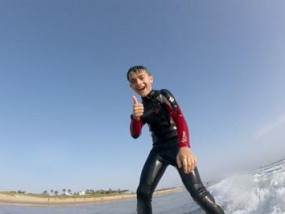 Surf School - Surf Lessons - El Palmar - Cadiz - Spain