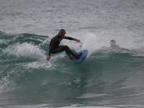 Surflessen gemiddeld - gevorderd