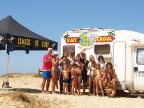 Klanten surfschool